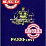 Australian Passport invalid