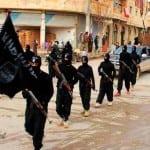 Isis Militant rebels