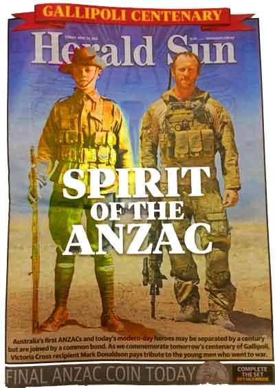 SPIRIT OF ANZAC