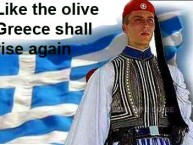 the olive and greece