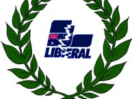 FRACTURED LIBERAL PARTY WREATH