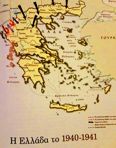 Battle of Greece and Crete