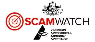 SCAM WATCH LOGO