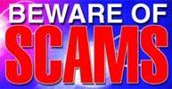 scammers Widget logo