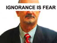 IGNORANCE IS FEAR